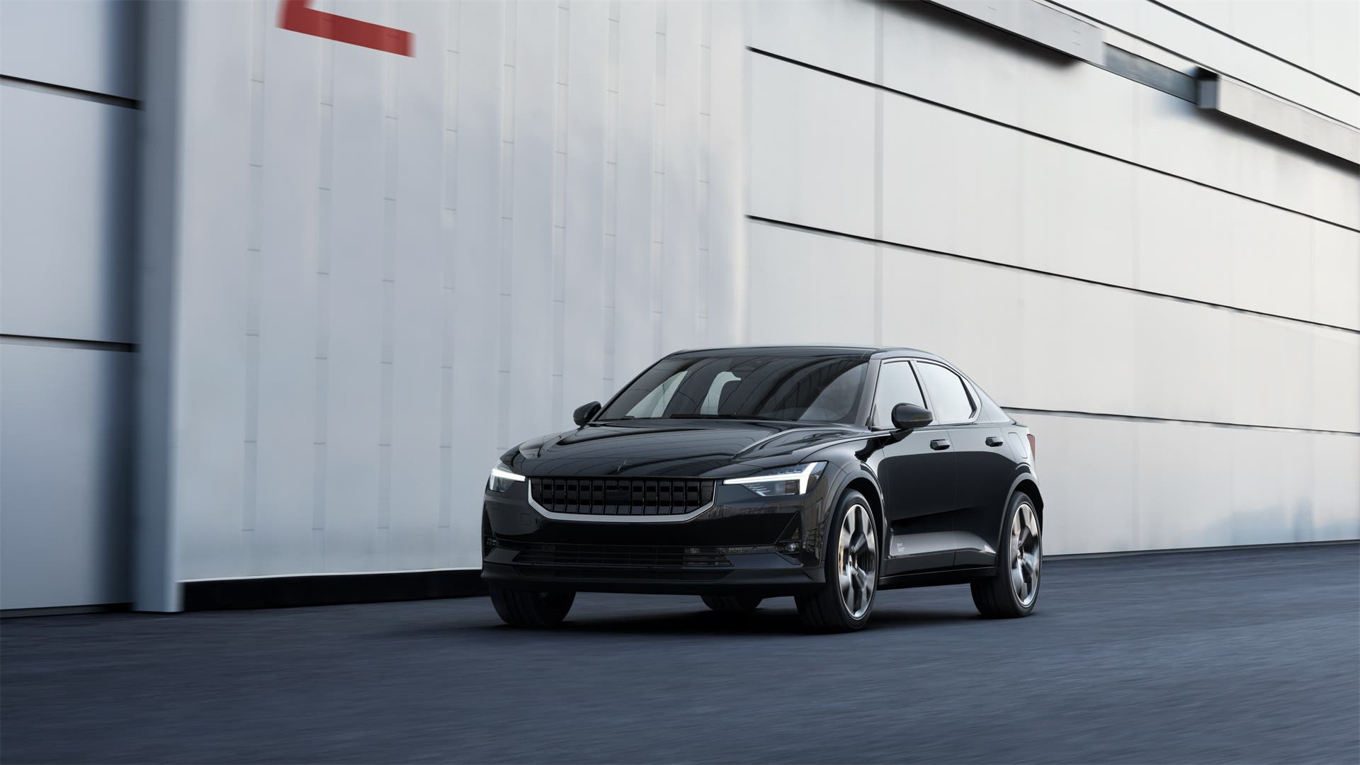 The Polestar 2 Will Bring Electric Luxury & Performance In 2020 | CleanTechnica