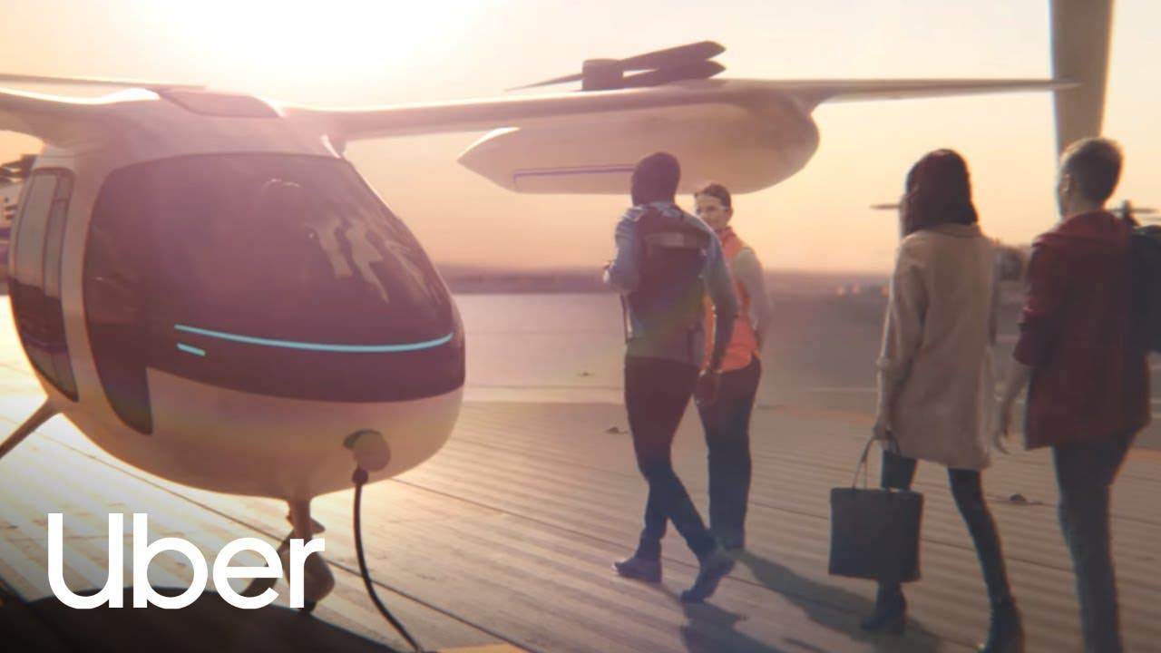 Uber Elevate: Will Be Same Cents Per Mile In Air As On ...