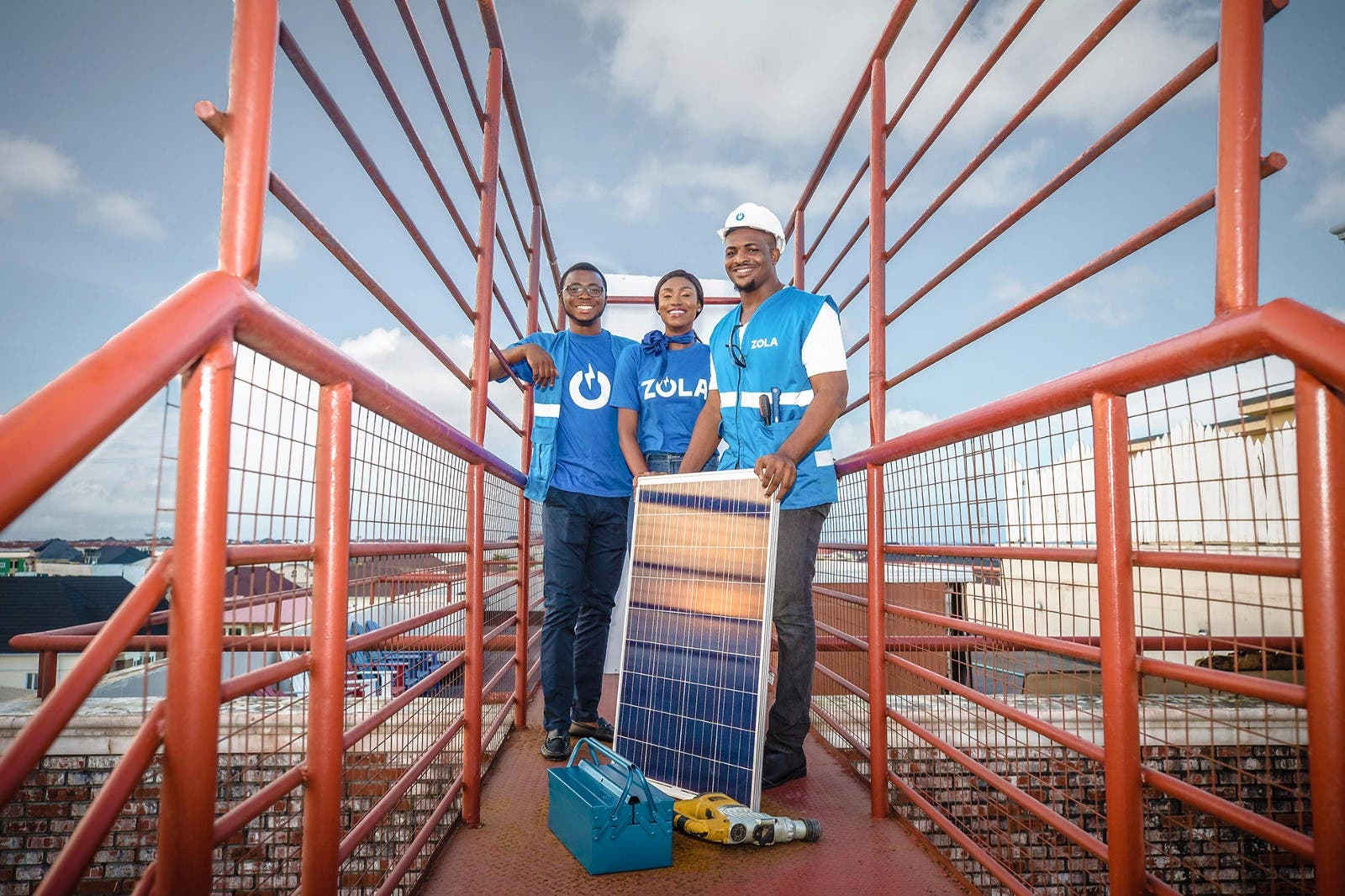 SolarCity Founders Peter & Lyndon Rive Join ZOLA Electric To Advance Solar In Africa