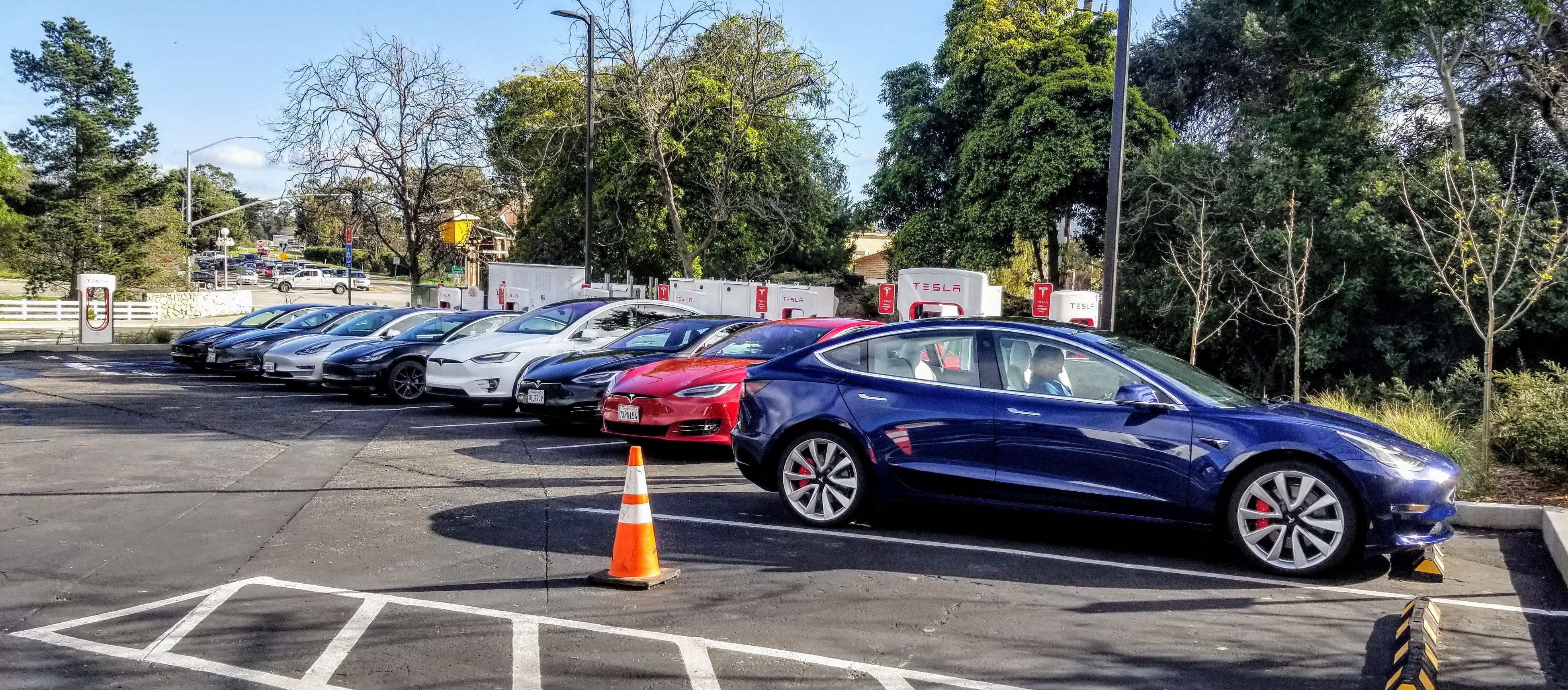 And Unfortunately Because The Rollout Of Supercharger V3 Will Be Incremental Advancement Never Stand Out As Much I Feel It Should