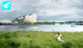 ARC Incinerator Copenhagen via BIG