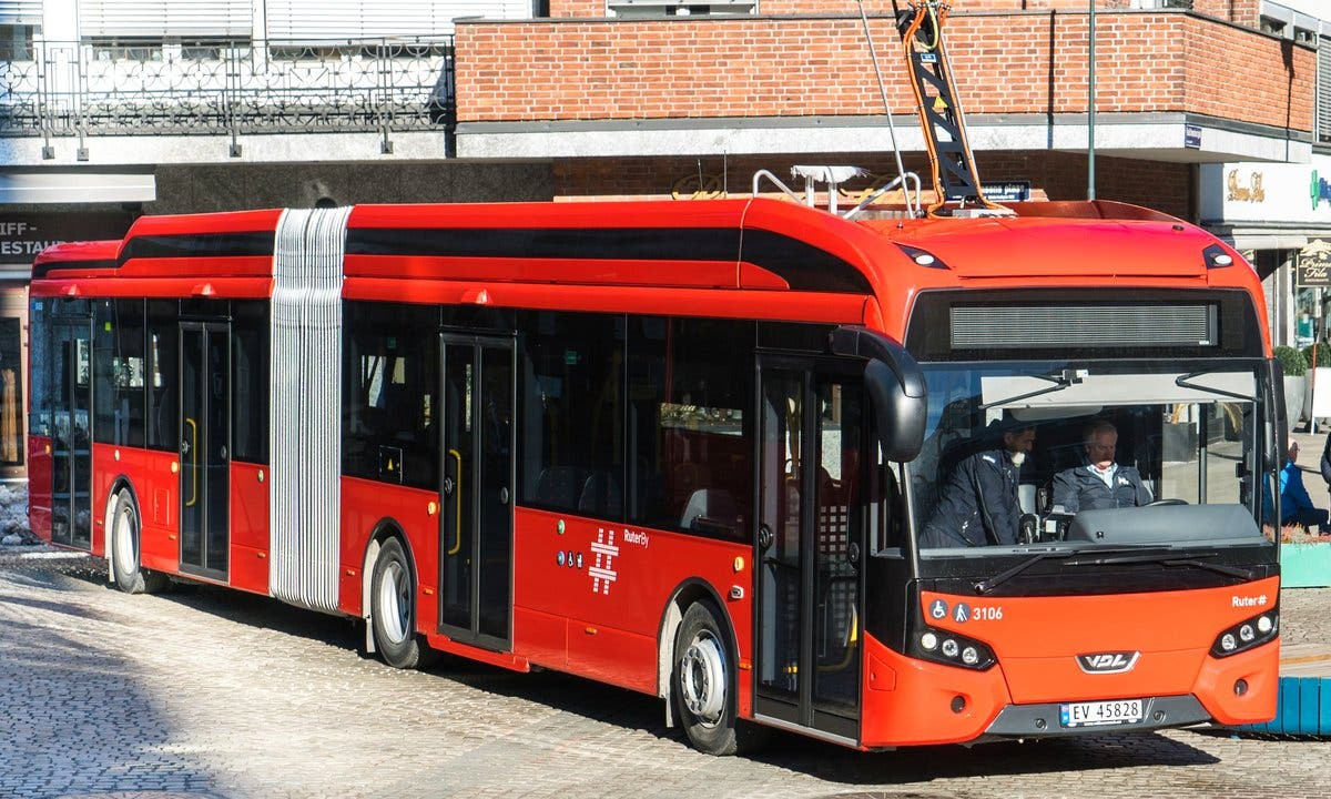 6a3bdd7c4 Oslo Adding 70 Electric Buses This Year | CleanTechnica