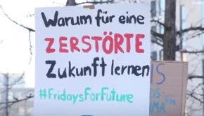student protests in Germany