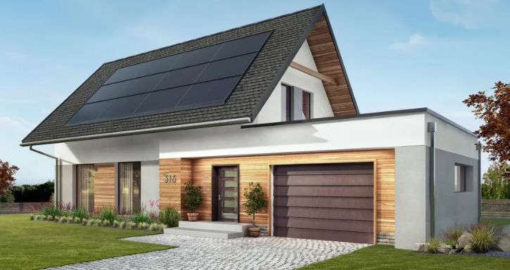 Gaf Energy Introduces Integrated Solar Pv Roof System