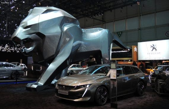 Peugeot Is Having A Growth Spurt, An Electric One — # ...