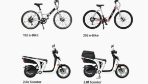 GenZe Fleet e-Bike