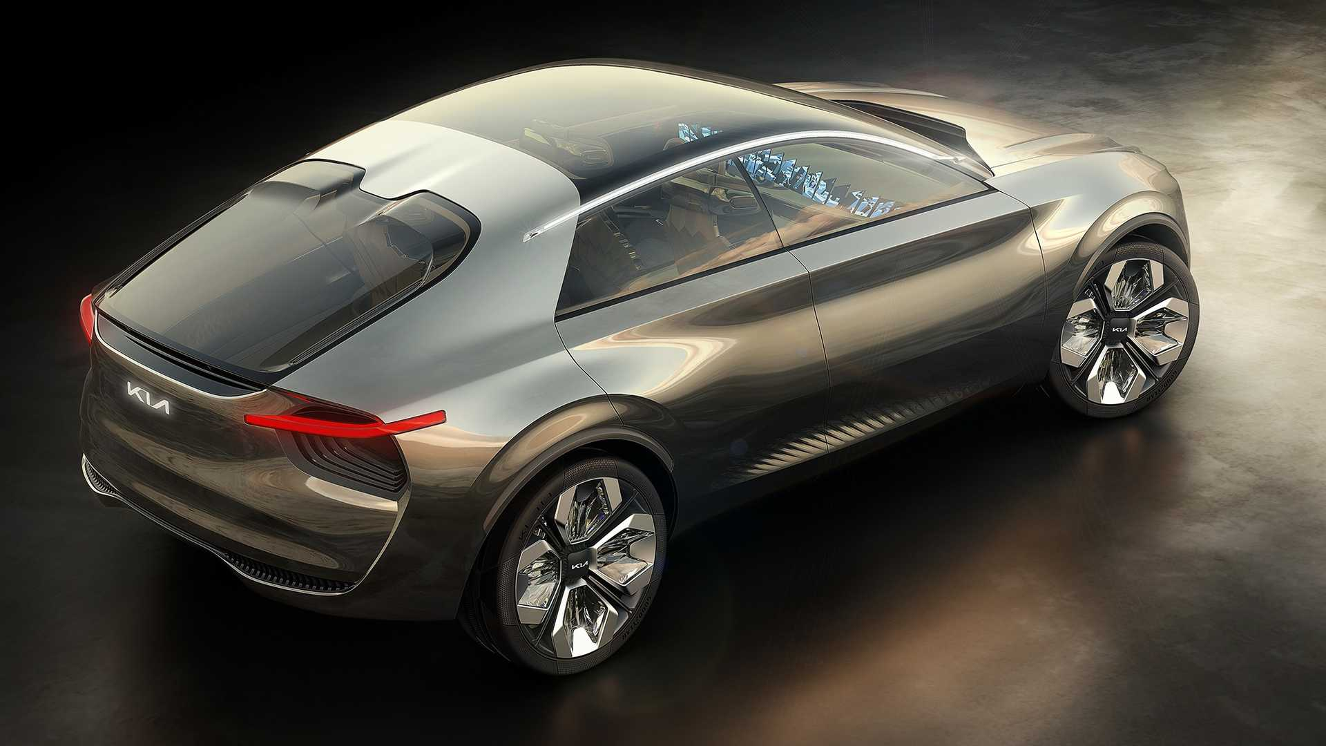 Today At The Geneva Auto Show Audi Q4 Id Dune Buggy Kia Concept