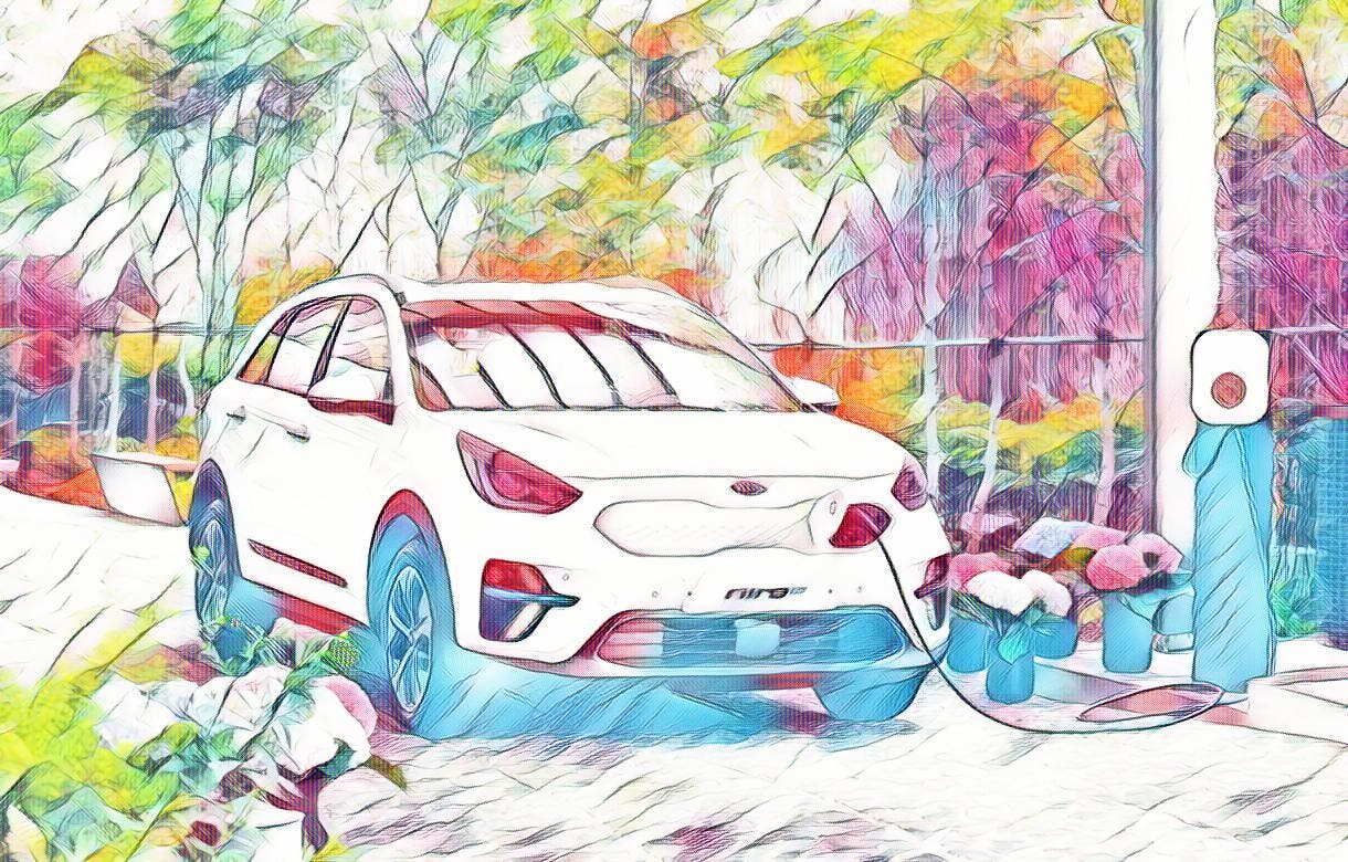 Image of article 'Kia: 11 New Electric Vehicle Models & 500,000 Annual EV Sales By 2025'