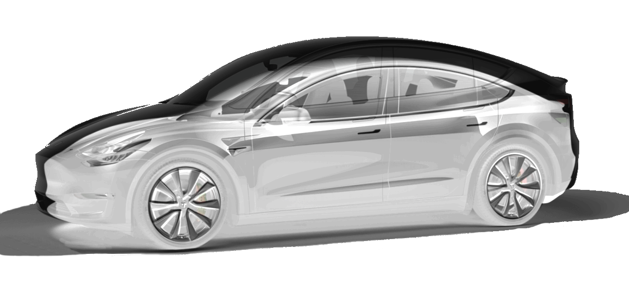 Tesla Model 3 Dimensions >> Tesla Model Y Size Compared To Tesla Model 3 Cleantechnica