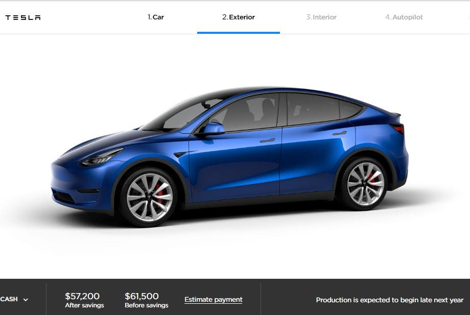 tesla model y amazingly beats the lamborghini urus which costs over 3 times as much. Black Bedroom Furniture Sets. Home Design Ideas