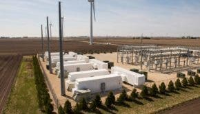 grid scale energy storage