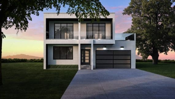 S2a modular offers affordable net zero homes with - Modular homes vs site built ...