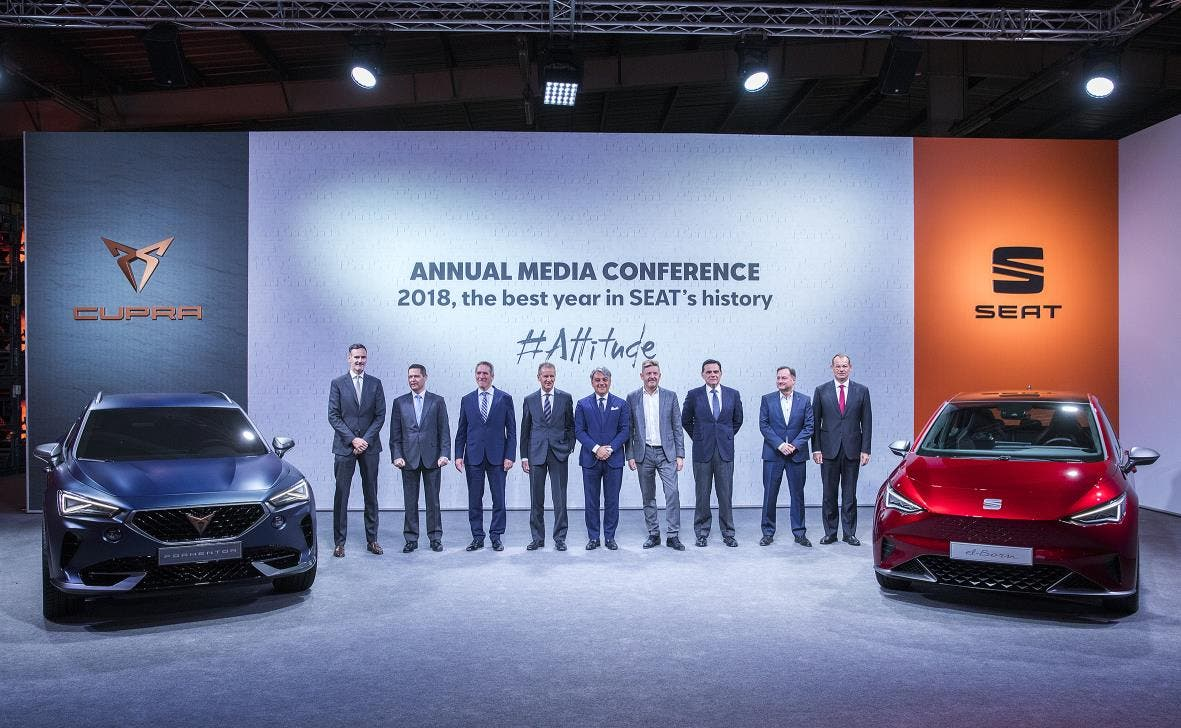 Seat Poised To Be Electric Car Value Leader Of Volkswagen Group