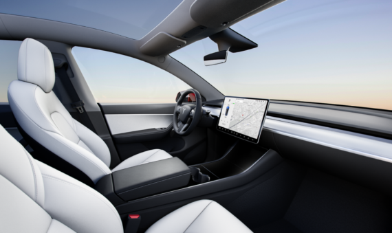 Elon Musk Says Video Conferencing Within A Tesla Is A Future Feature | CleanTechnica