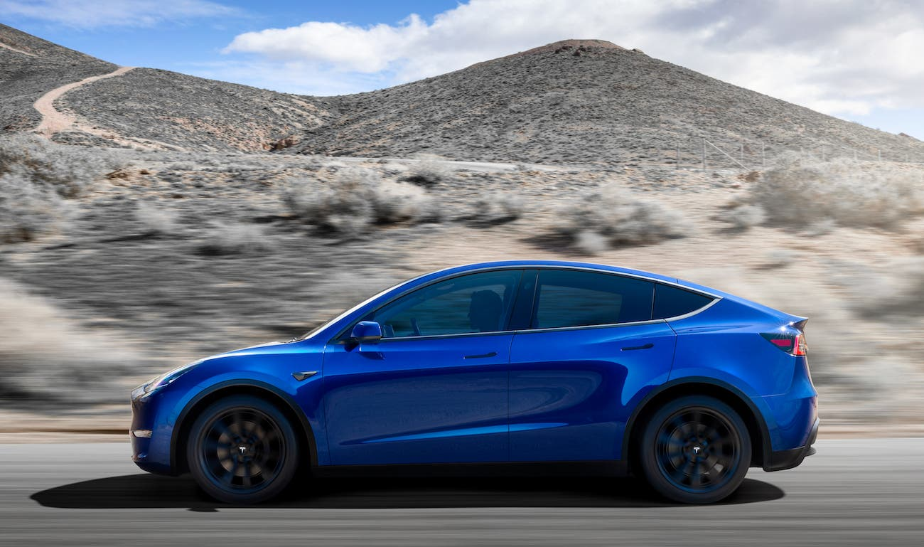 The Tesla Model Y becomes the safest crossover in the world