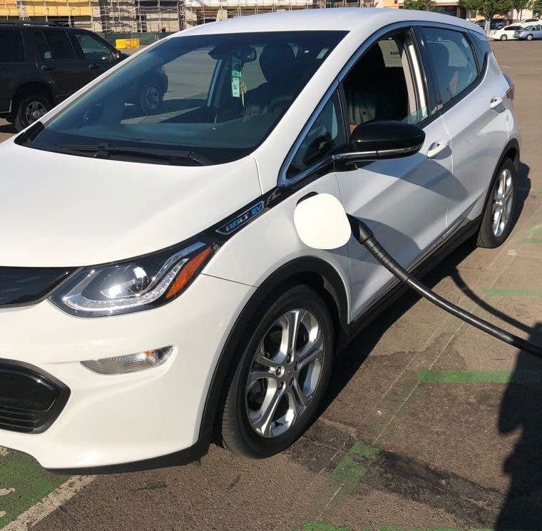 Chevy Bolt From Gm