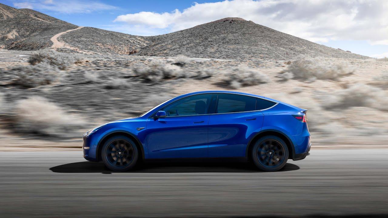 Tesla Model Y crossover