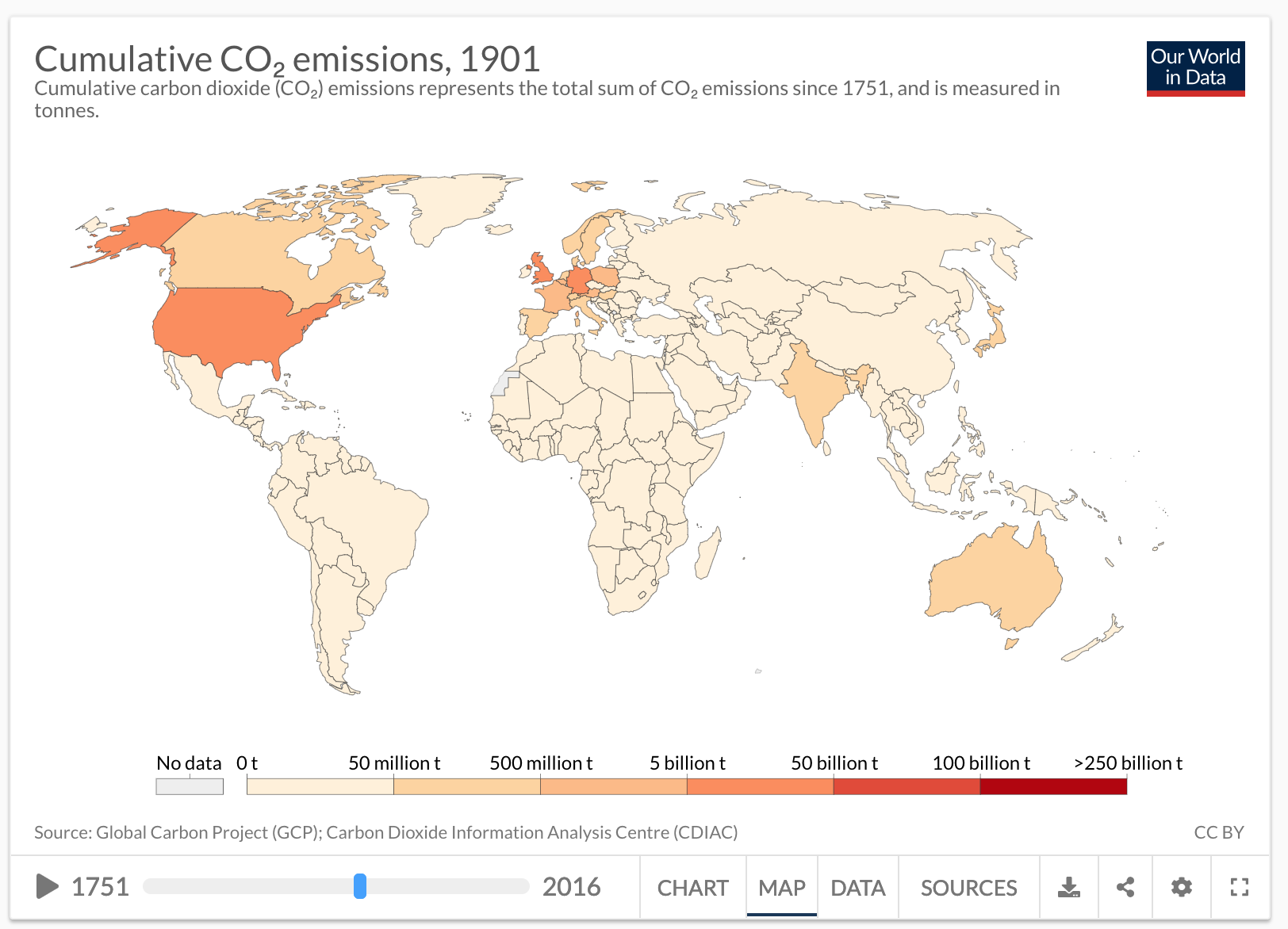 The US Is Responsible For 26% Of Global Warming Emissions & Is ...