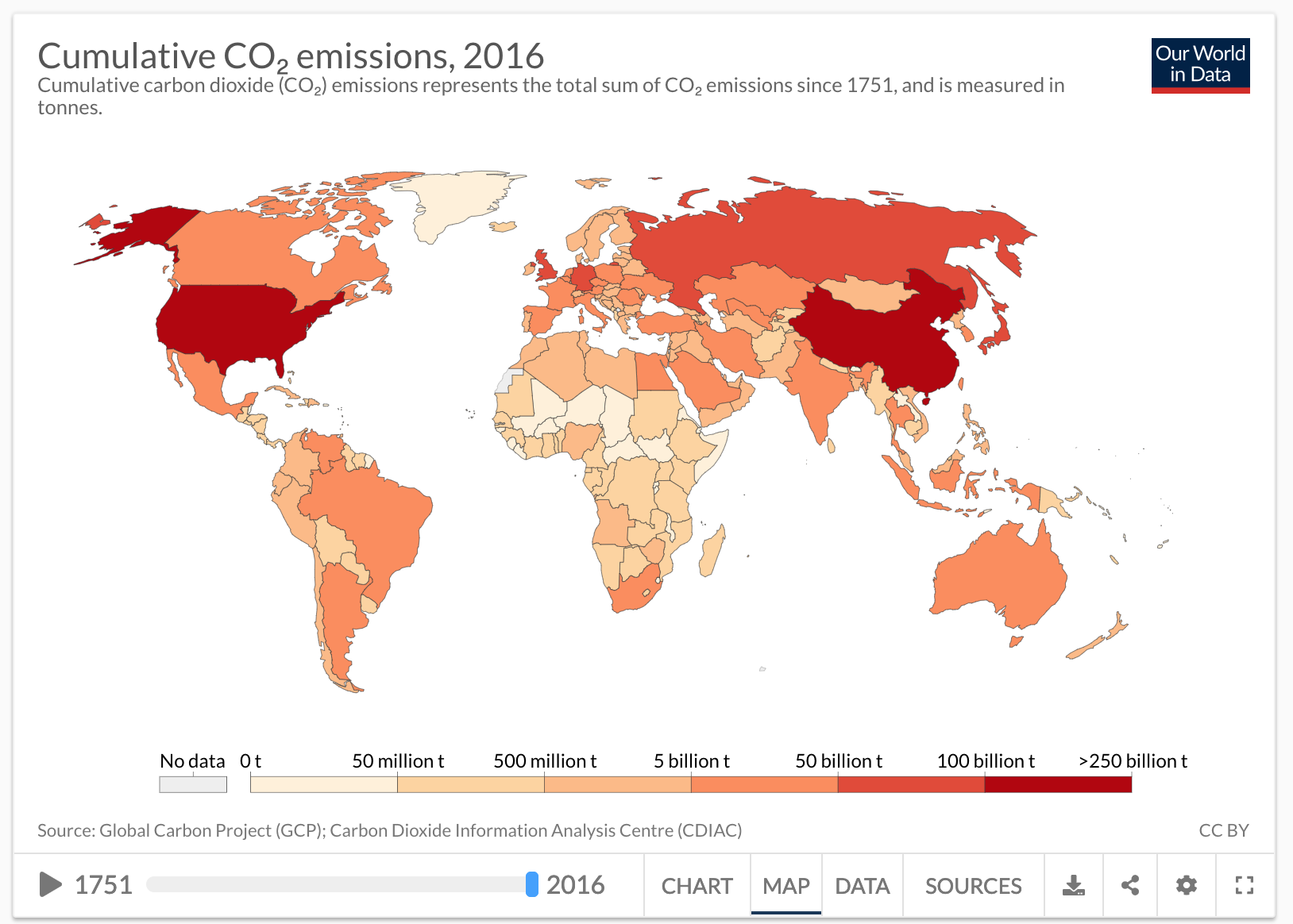 The US Is Responsible For 26% Of Global Warming Emissions ...