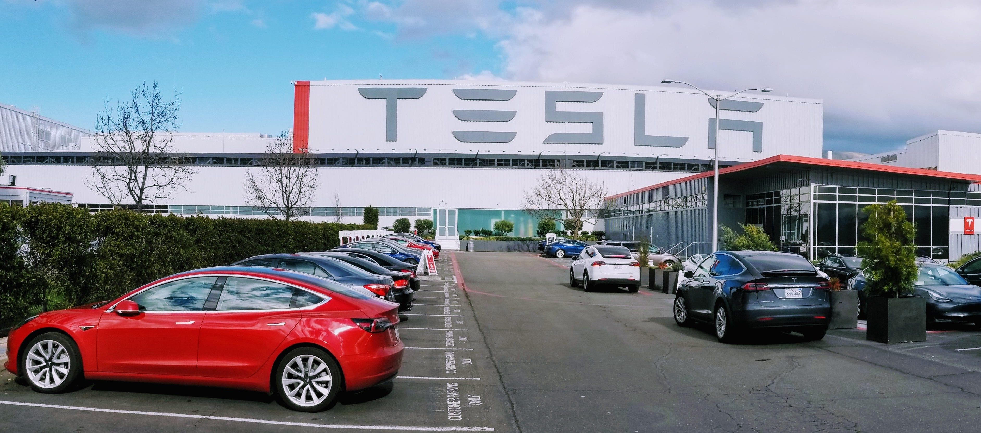 photo of Tesla Ready To Increase Production At Fremont Factory image