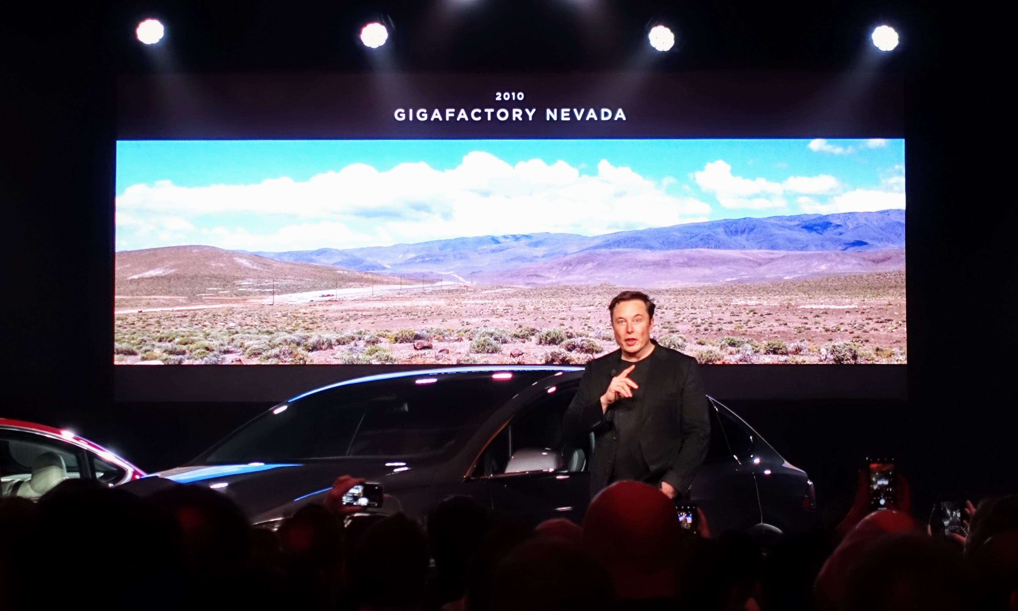 Tesla May The 4th Be With Gigafactory Nevada As It Reopens