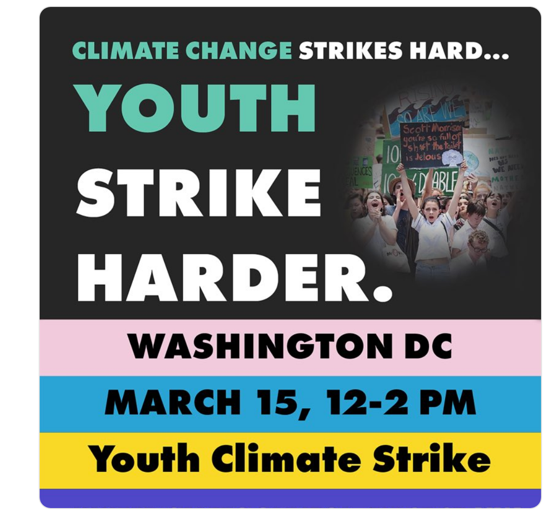 youth climate strike