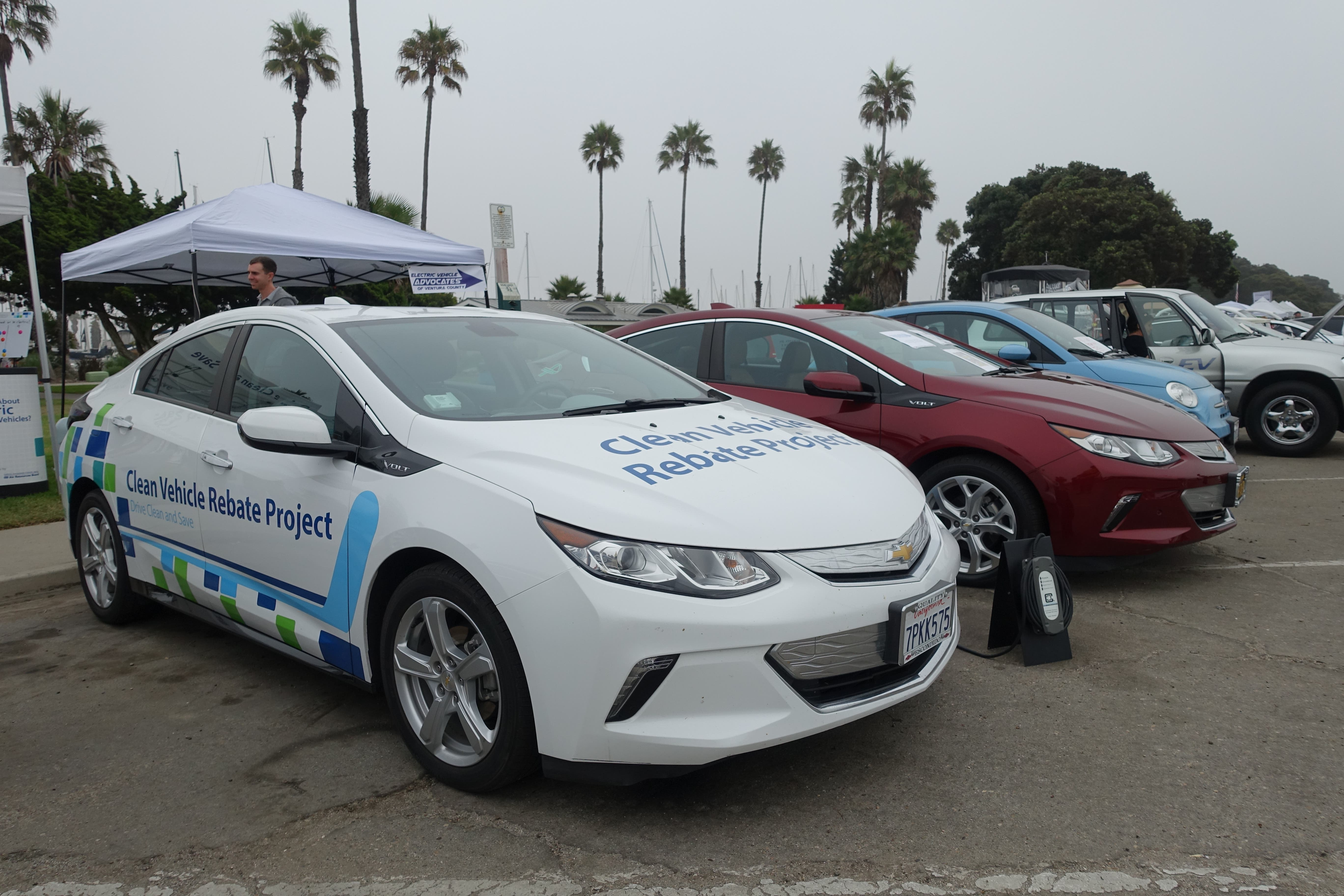 Chevy Volt Tax Credit >> Auto Industry Lobbyists Working To Defend Us Federal Ev Tax