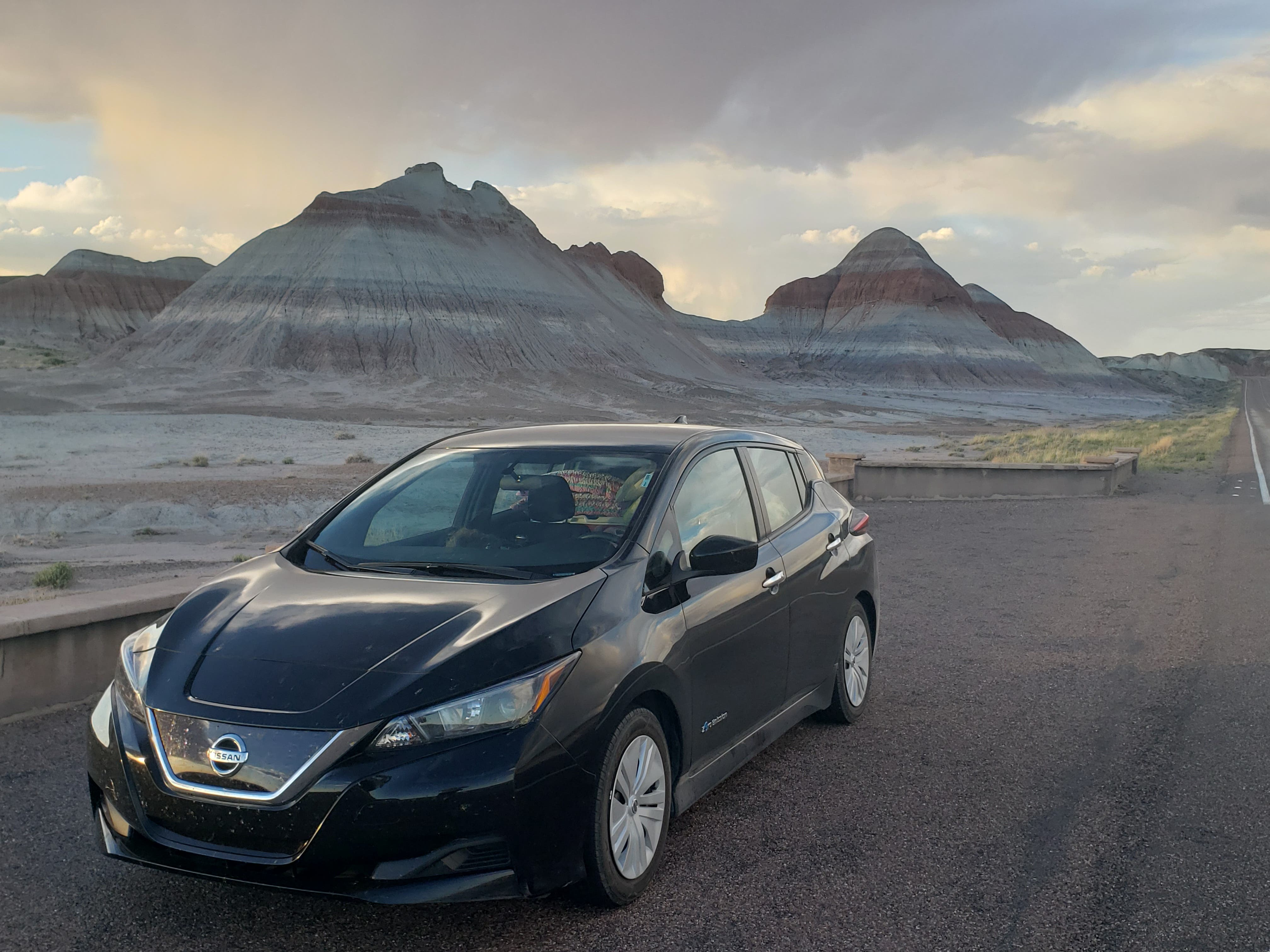 A 1200 Mile Journey: Testing The Limits Of The 2018 Nissan LEAF
