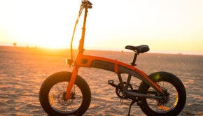 The Most Streamlined Foldable eBike In The World – the MaxFoot MF-19