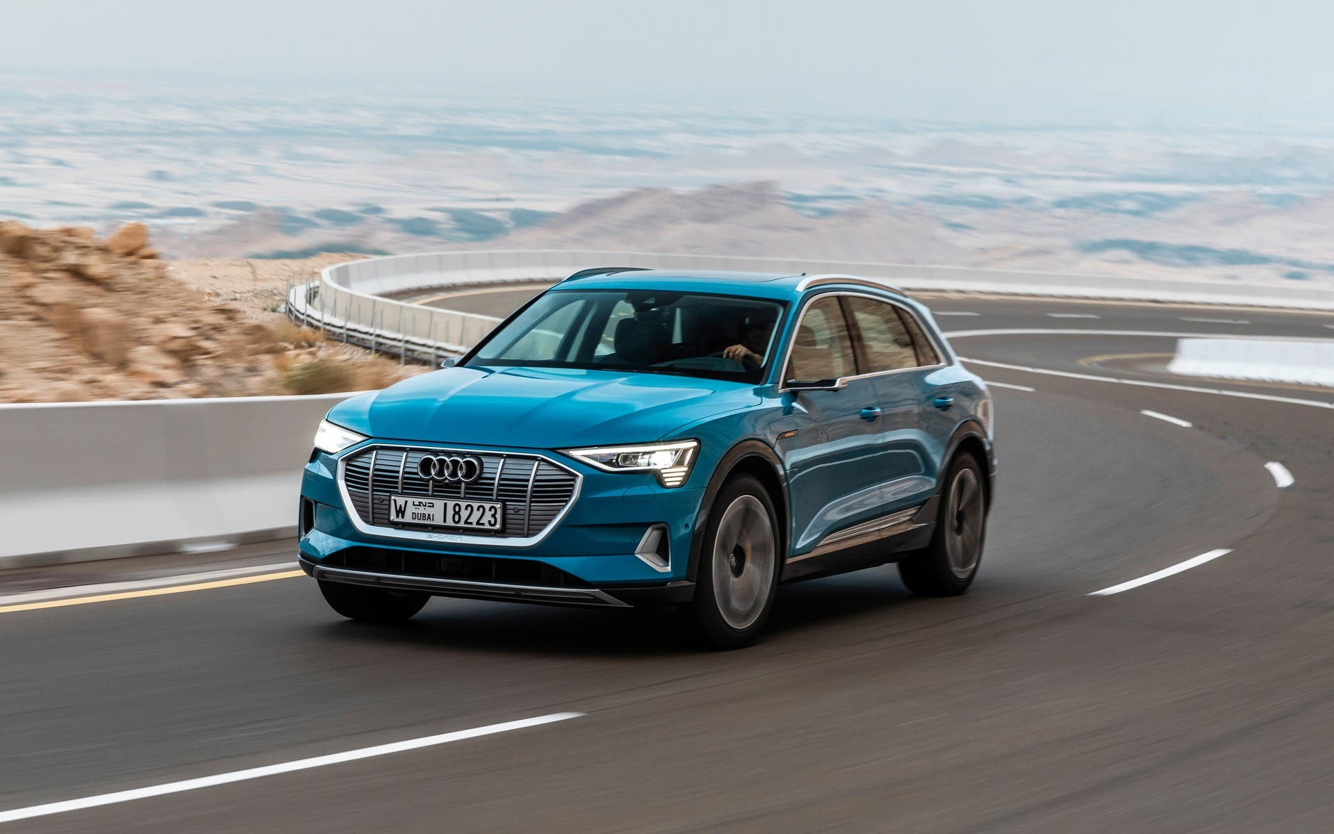 Audi recalls e-tron to address battery leak, fire risk