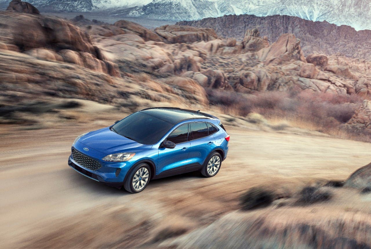 2020 Ford Escape Kuga Returns To Its Efficient Roots Cleantechnica