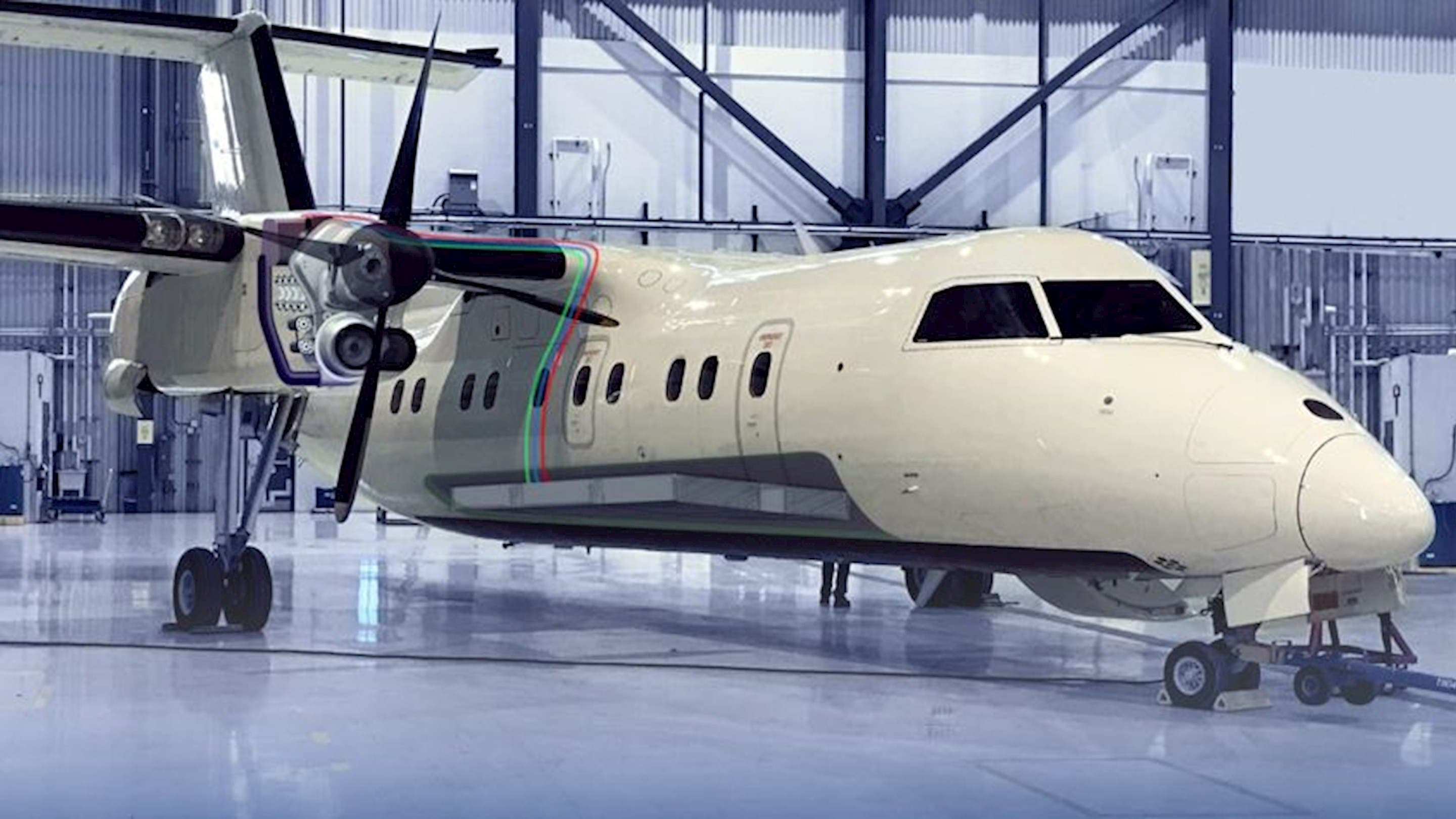 New Electric Aircraft Motor Lab Aims For 1MW Electric