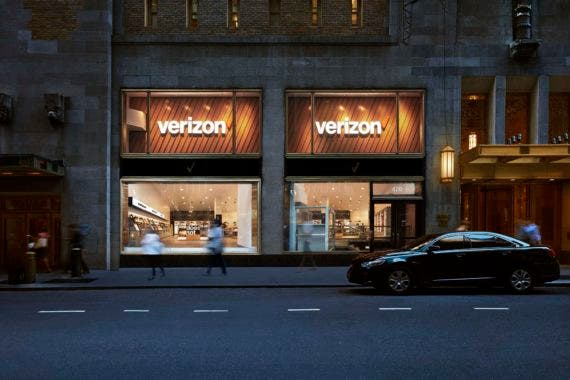 Verizon Commits To Going Carbon Neutral By 2035