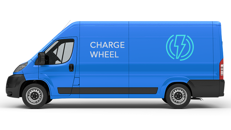ChargeWheel Secures $1 Million For Solar-Powered Mobile EV Charging Vehicles
