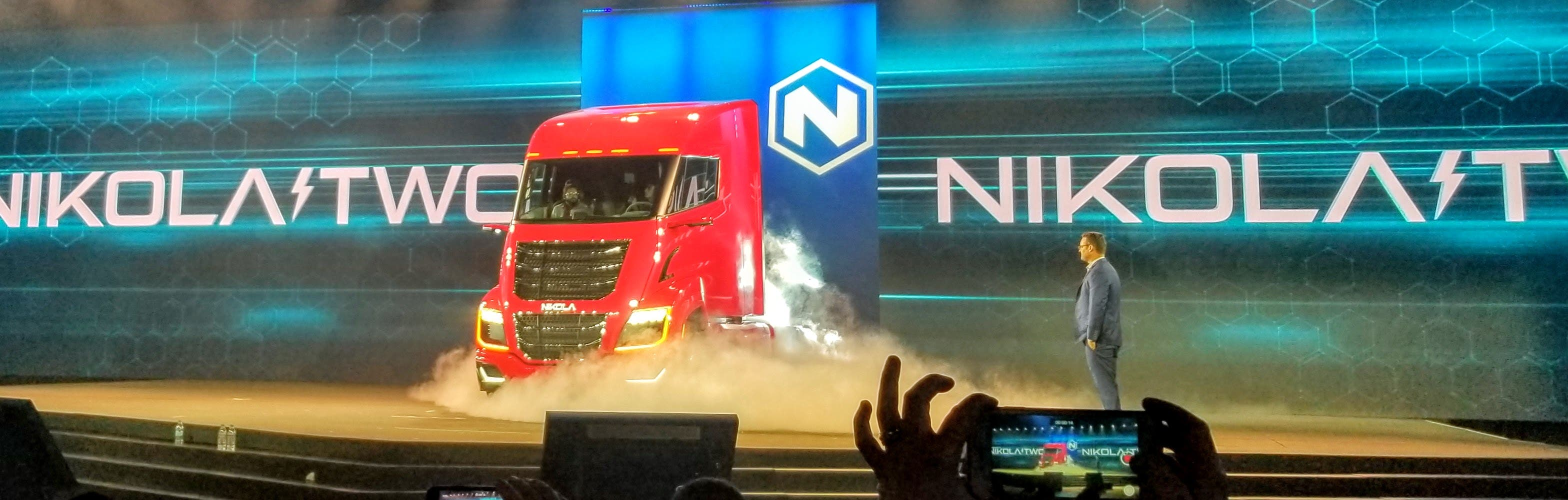Nikola Motors Shoots For The Moon With 5 New Electric Vehicles — #CleanTechnica Field Trip