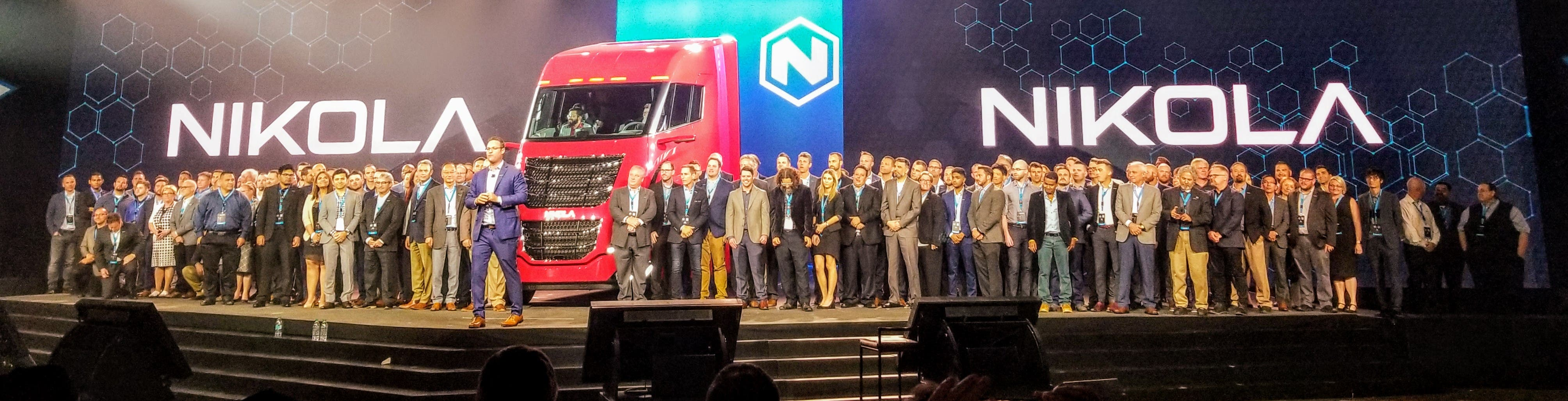 Head To Head: Nikola's Hydrogen Fuel Cell Trucks vs. The Tesla Semi