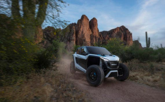 Nikola Motors Aims To Sell The Public On EVs Through Its Powersport Vehicles