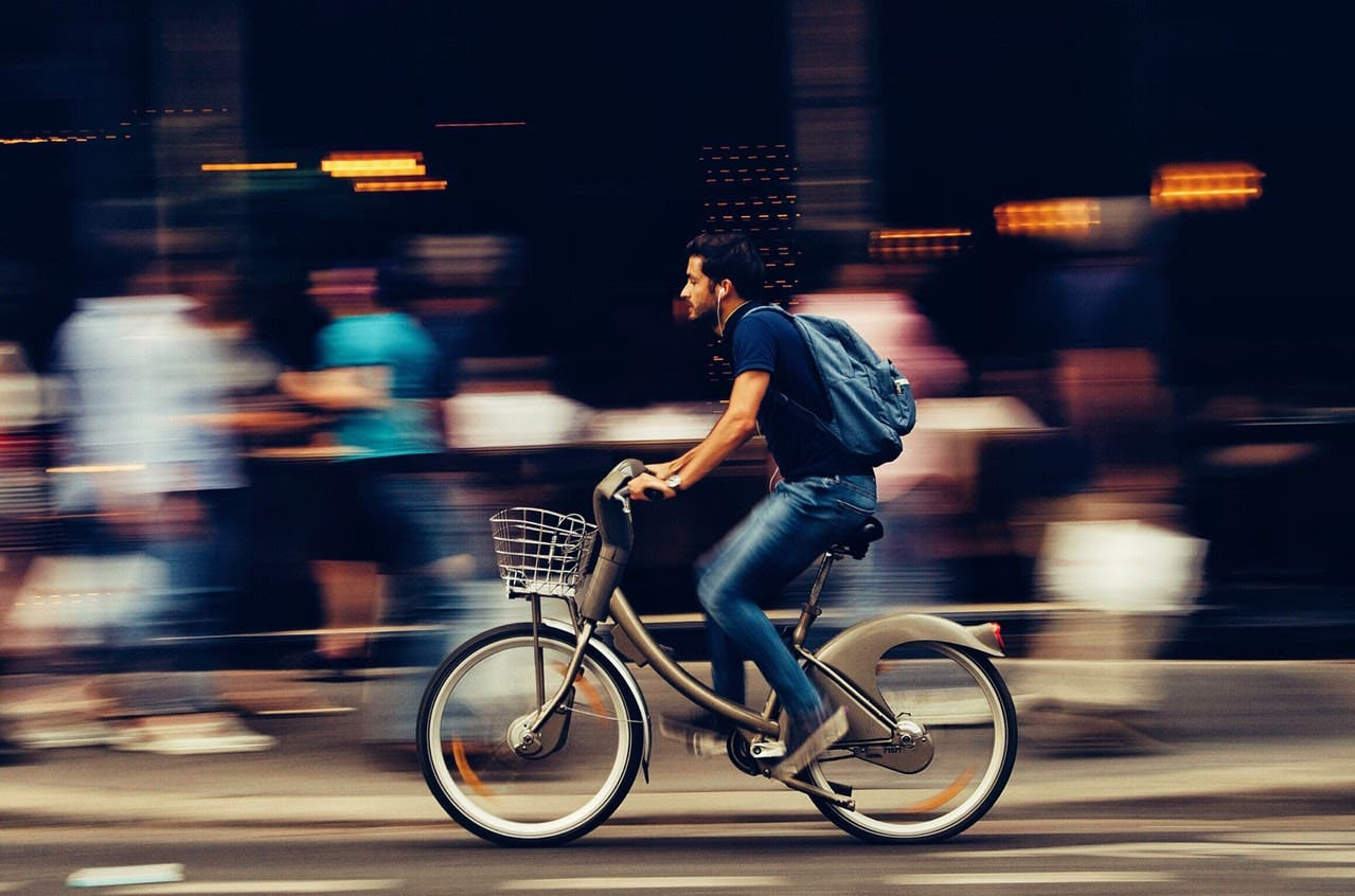 photo of Uber Partners With Electric Bike Sharing Service In India image
