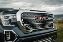 electric pickup truck from GM