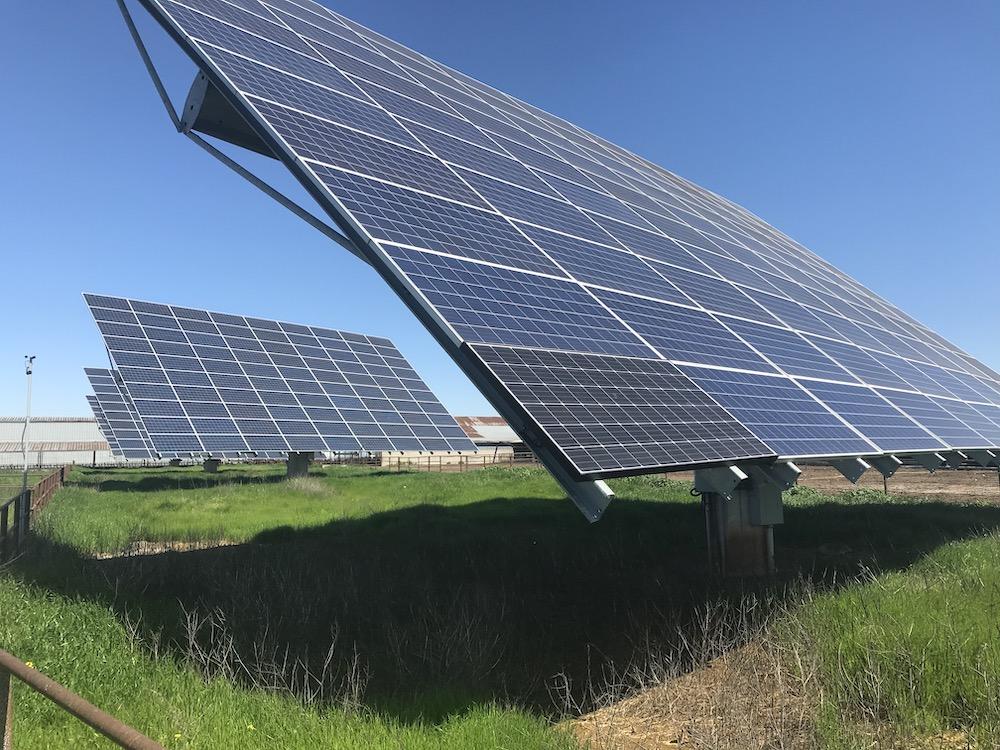 Dual Axis Solar Tracker Field Performance Yields 27 7% ROI