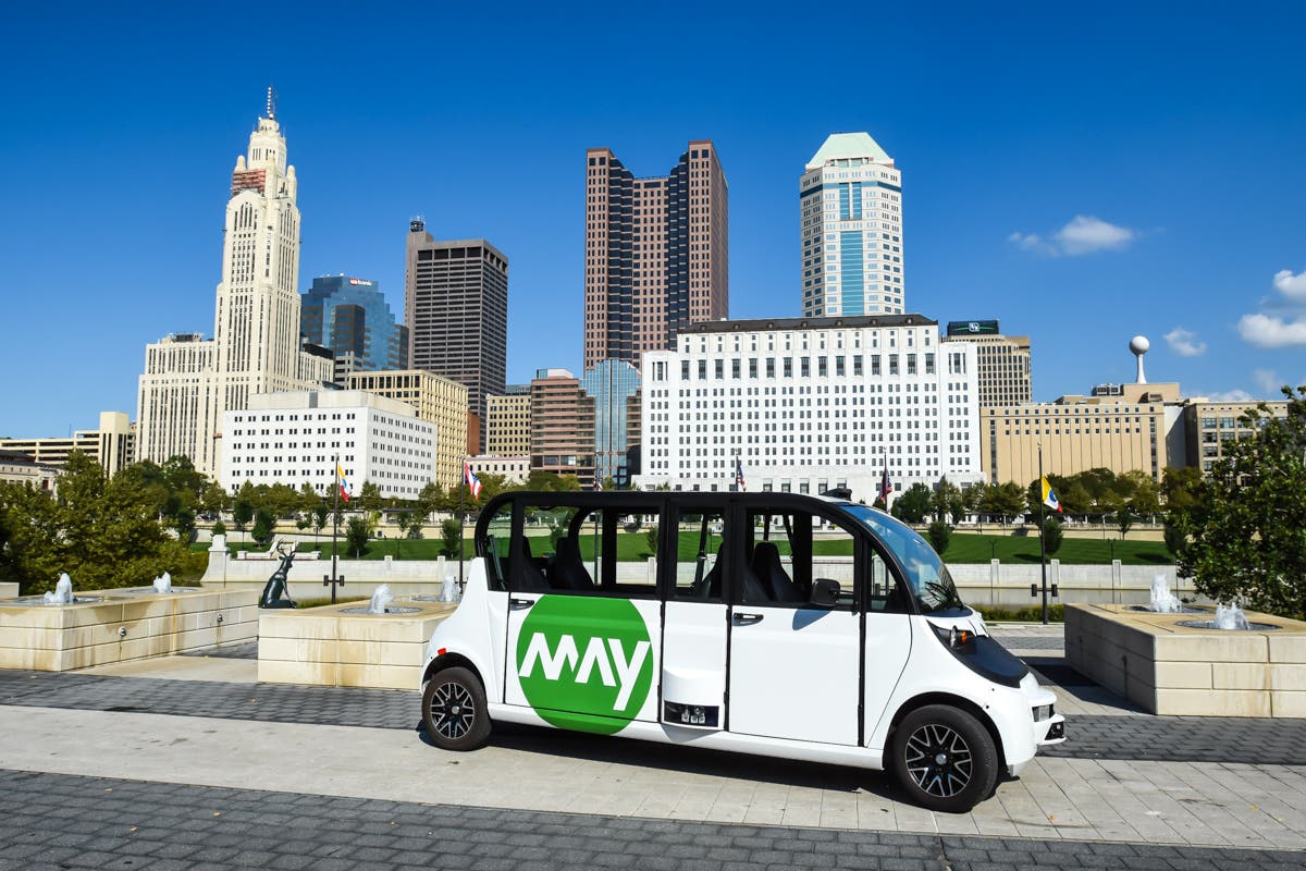 Providence, Rhode Island Trials Autonomous Shuttle From May