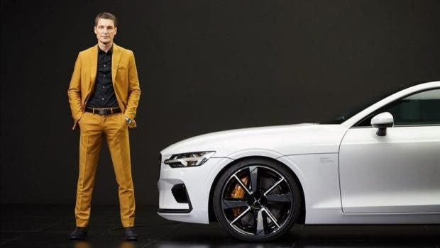 Volvo battery supply fro Polestar