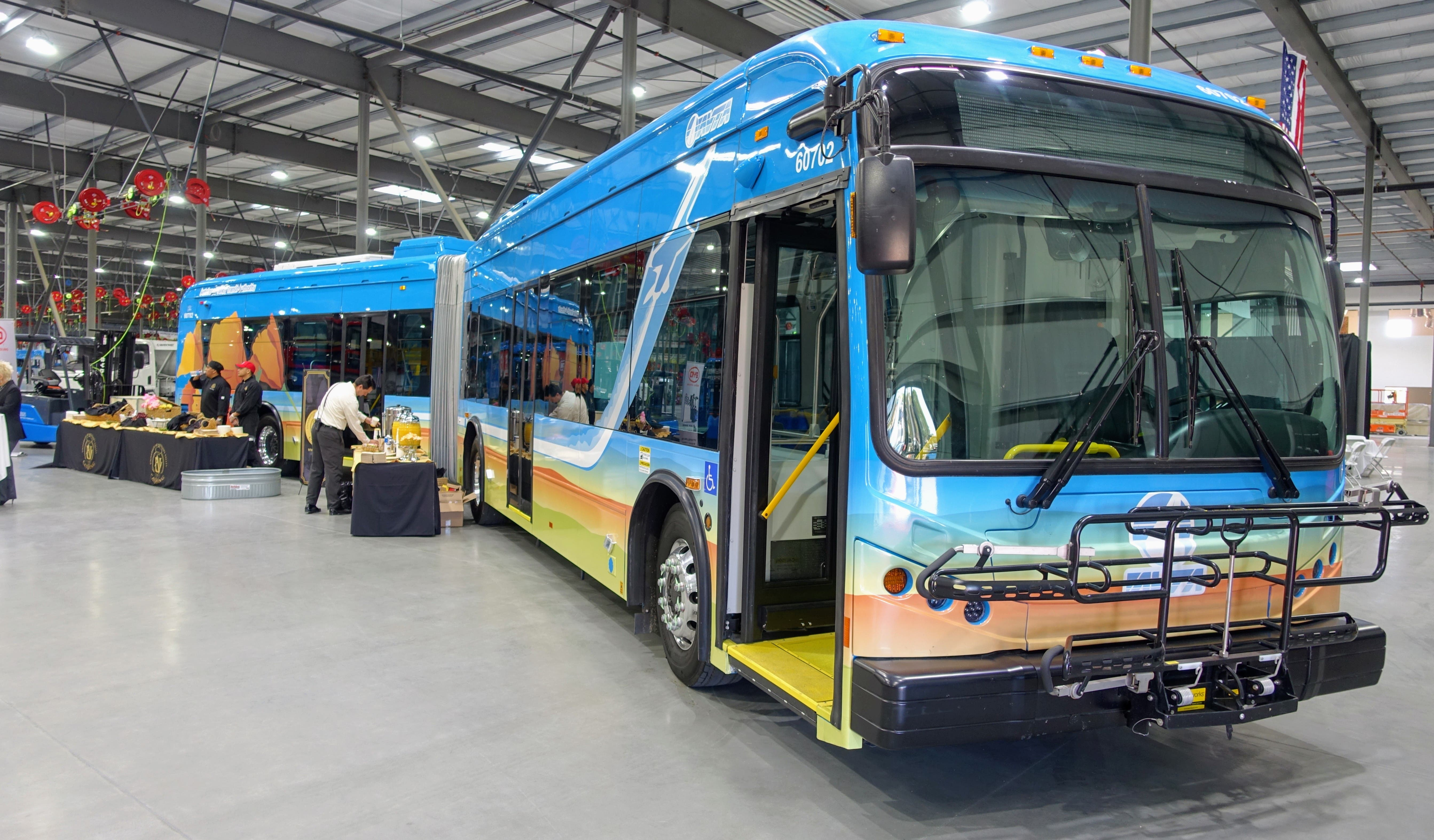Nobina Increases Its Fleet Of BYD eBuses To 138 With New Order For