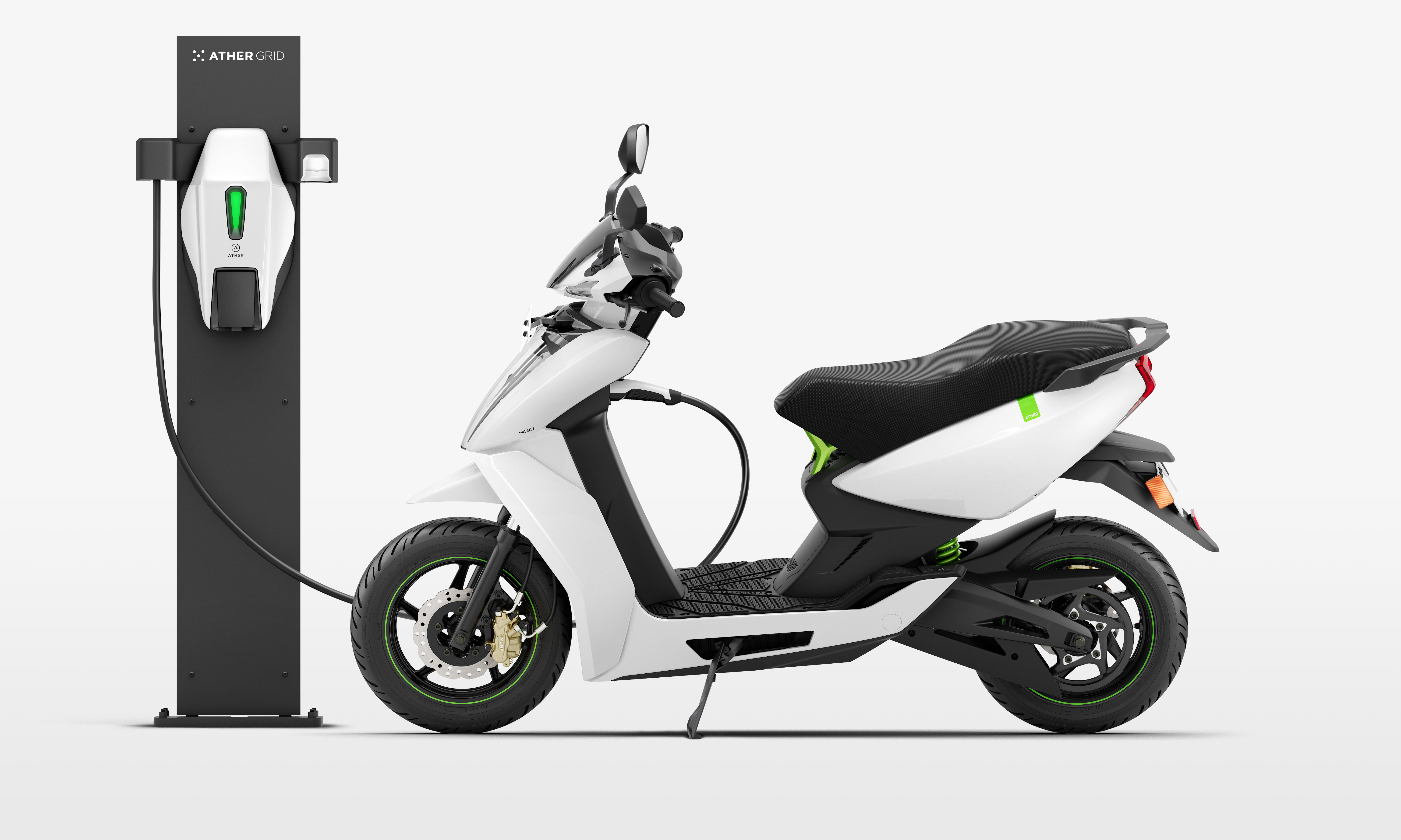 Electric Scooter Manufacturer Ather Energy Raises $51 Million in