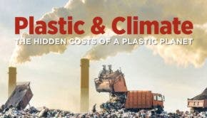 emissions from plastics CIEL report