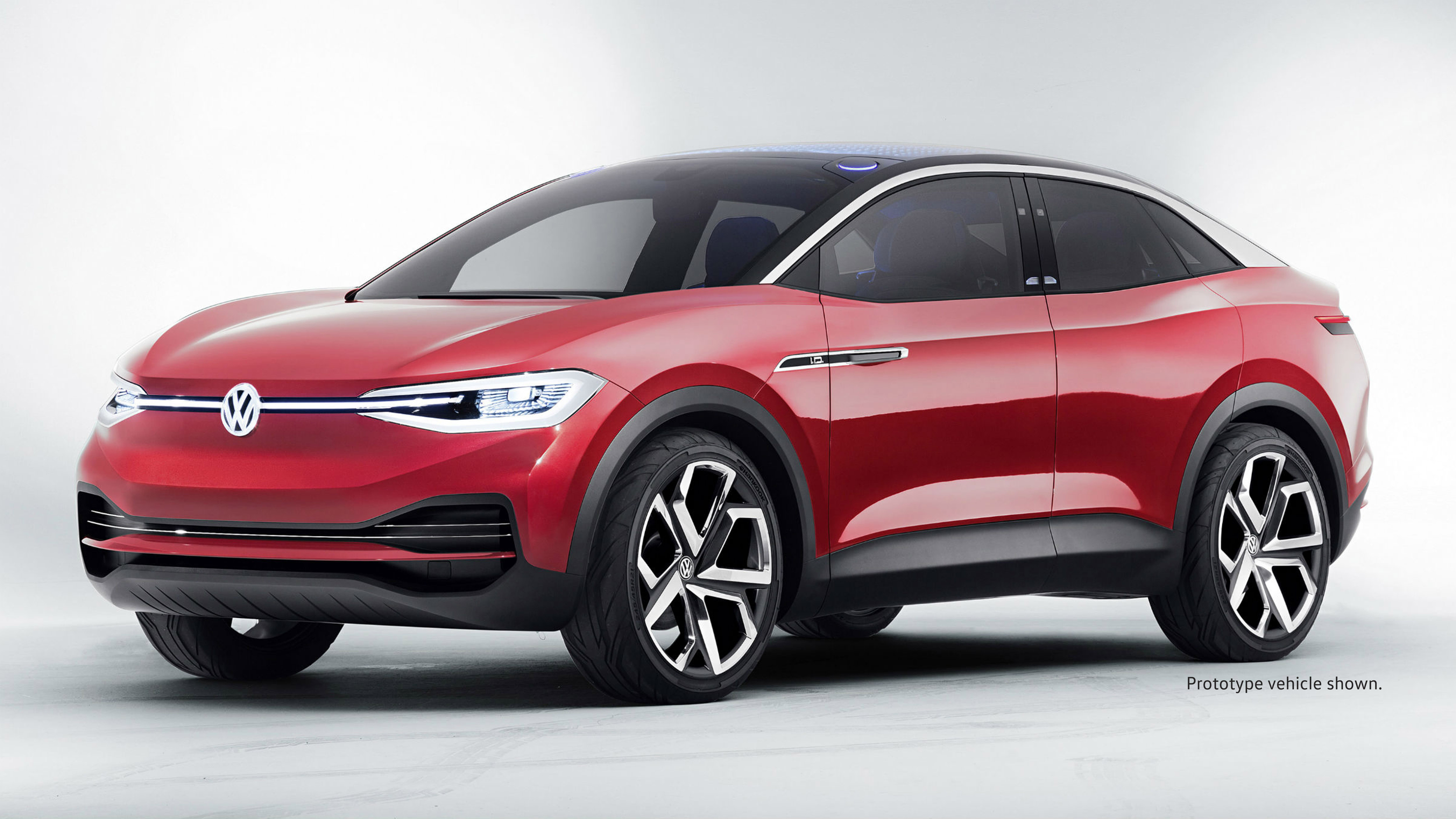 The Volkswagen ID Crozz Isn't Here Yet, But The Marketing