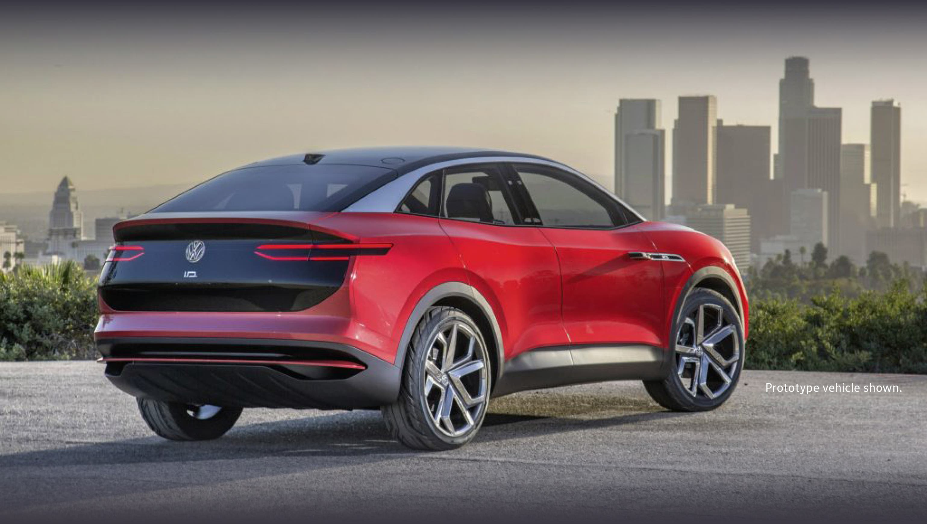 VW ID Crozz Electric Crossover SUV: Design, Release >> The Volkswagen Id Crozz Isn T Here Yet But The Marketing Campaign