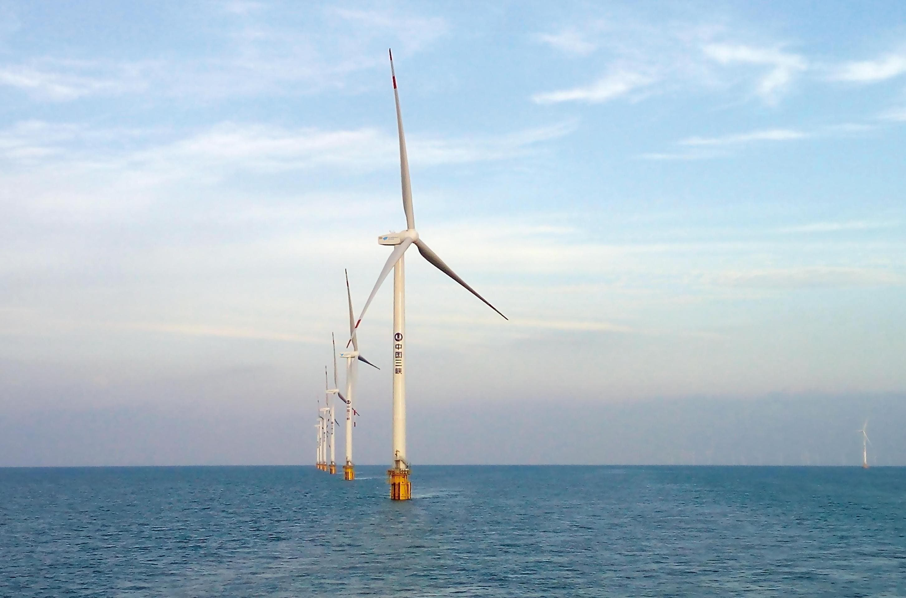 photo of China Stands Ready To Become Offshore Wind Powerhouse image