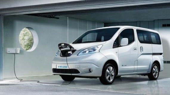 Sales Of Nissan e-NV200 Electric Vans Up 200% In UK | CleanTechnica