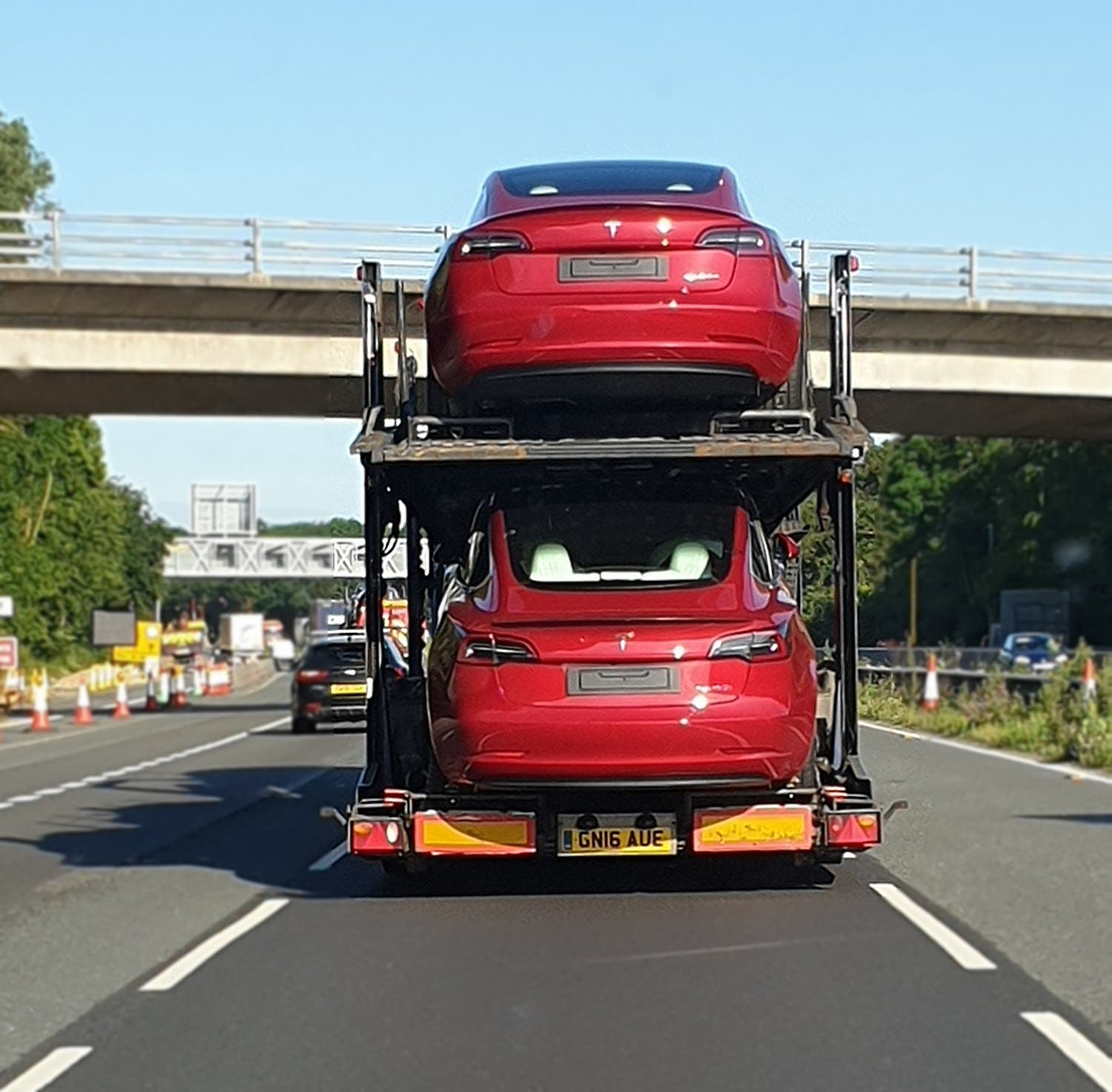 Could The United Kingdom Be The Next Norway For Tesla Cleantechnica